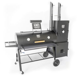 Smoker 20″ com Warm Box