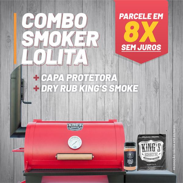 Promoção Smoker Lolita